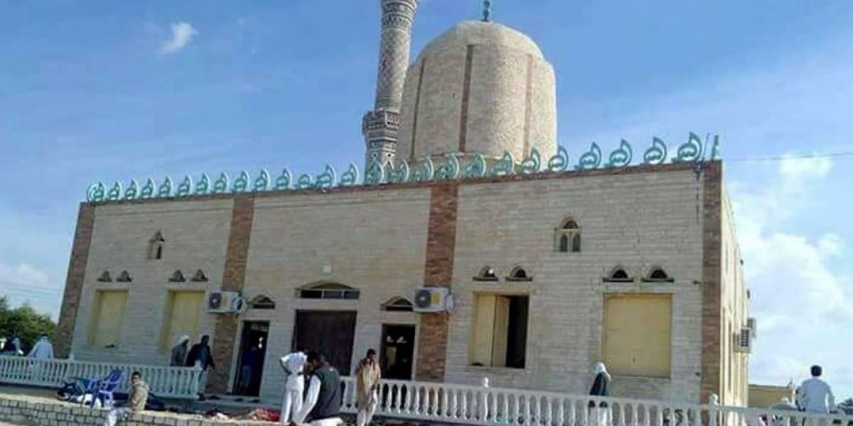 Ataque a mesquita no Egito deixa ao menos 155 mortos