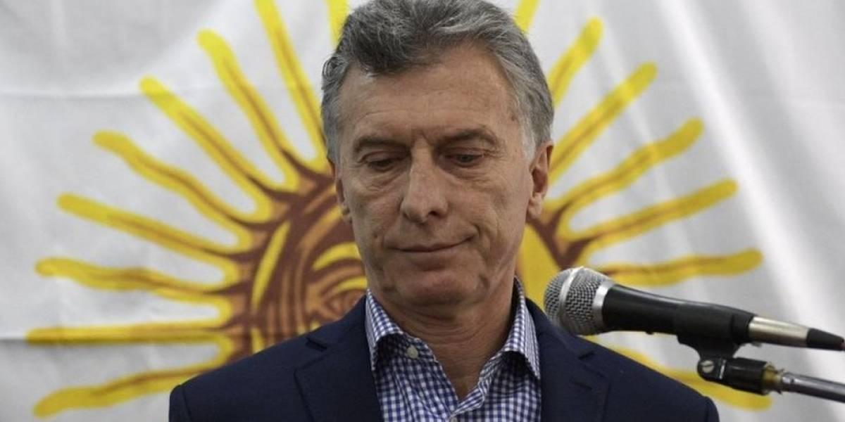"""""""No tenemos que buscar culpables"""": Mauricio Macri sobre la desaparición del submarino argentino ARA San Juan"""