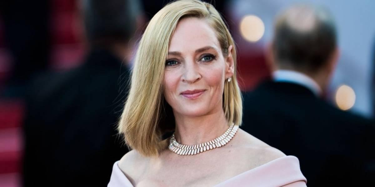 """""""Me alegro que sea despacio, no mereces una bala"""": el agudo mensaje de la actriz Uma Thurman contra Harvey Weinstein"""