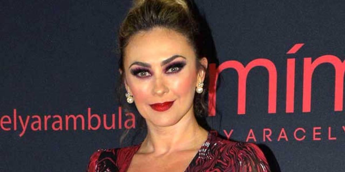 Lina Santos hace grave acusación contra Aracely Arámbula