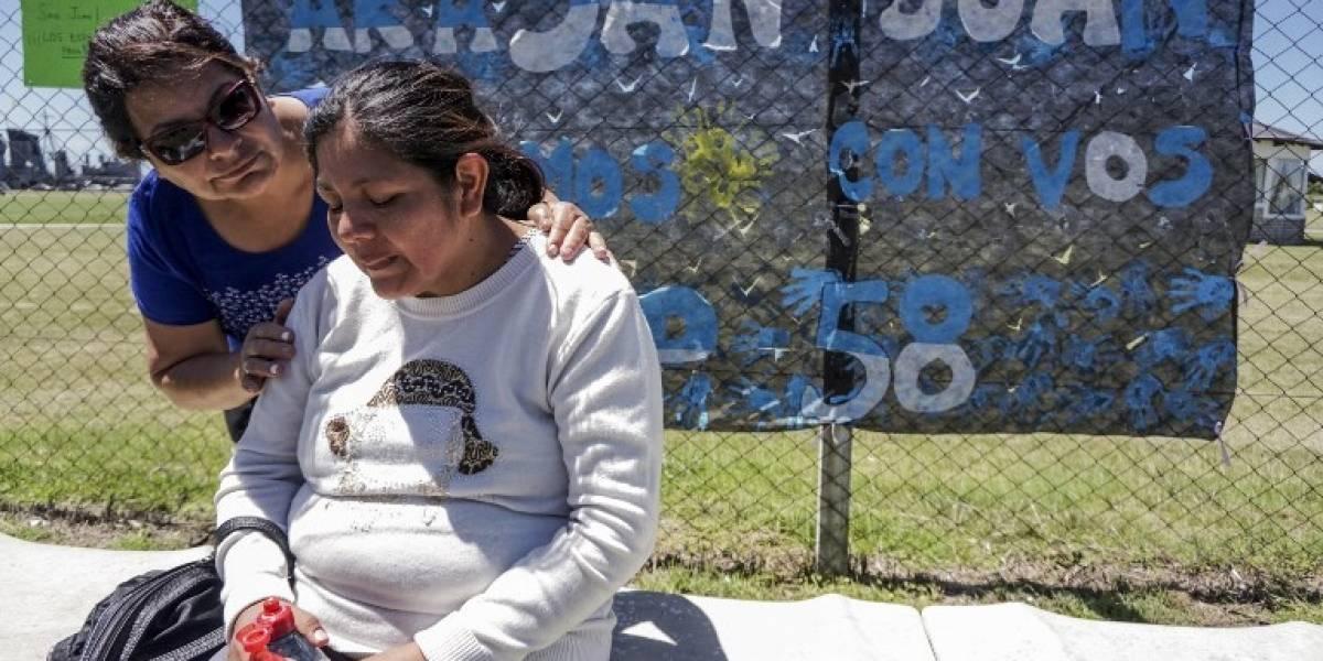 Desaparición de submarino en Argentina: medios del mundo reflejan dolor de familias de tripulantes del ARA San Juan