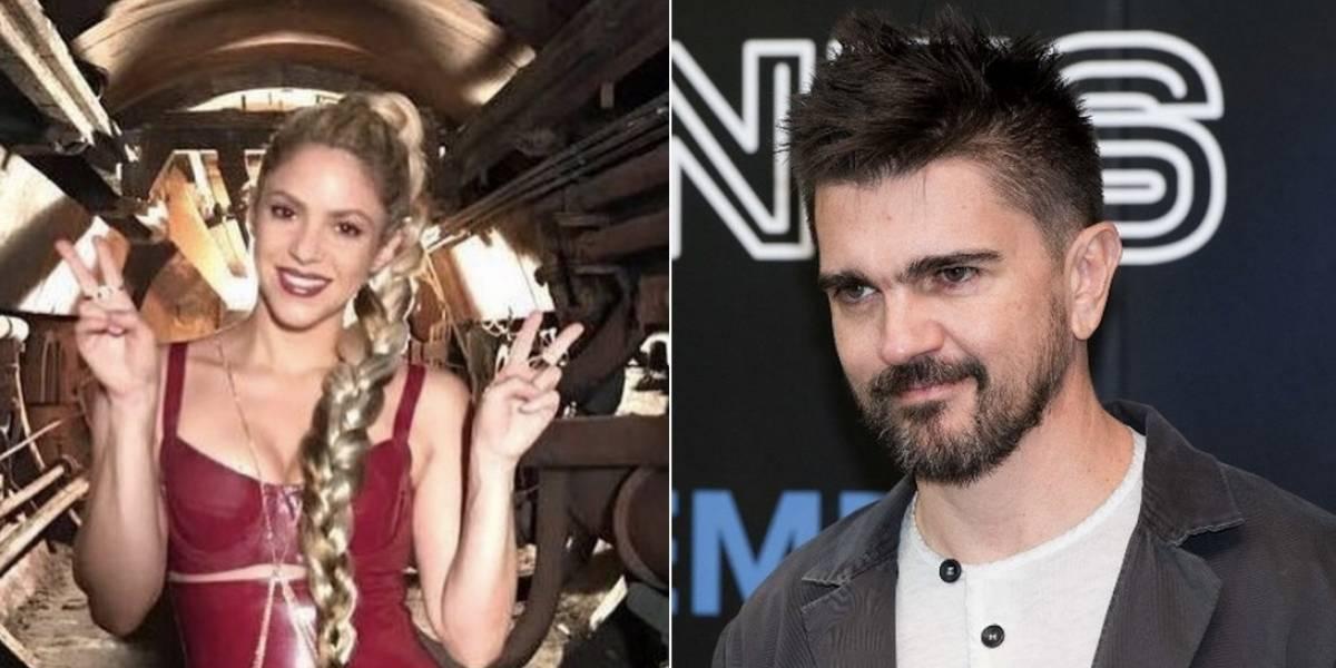 La respuesta de Shakira en Instagram que desató la furia de los seguidores de Juanes
