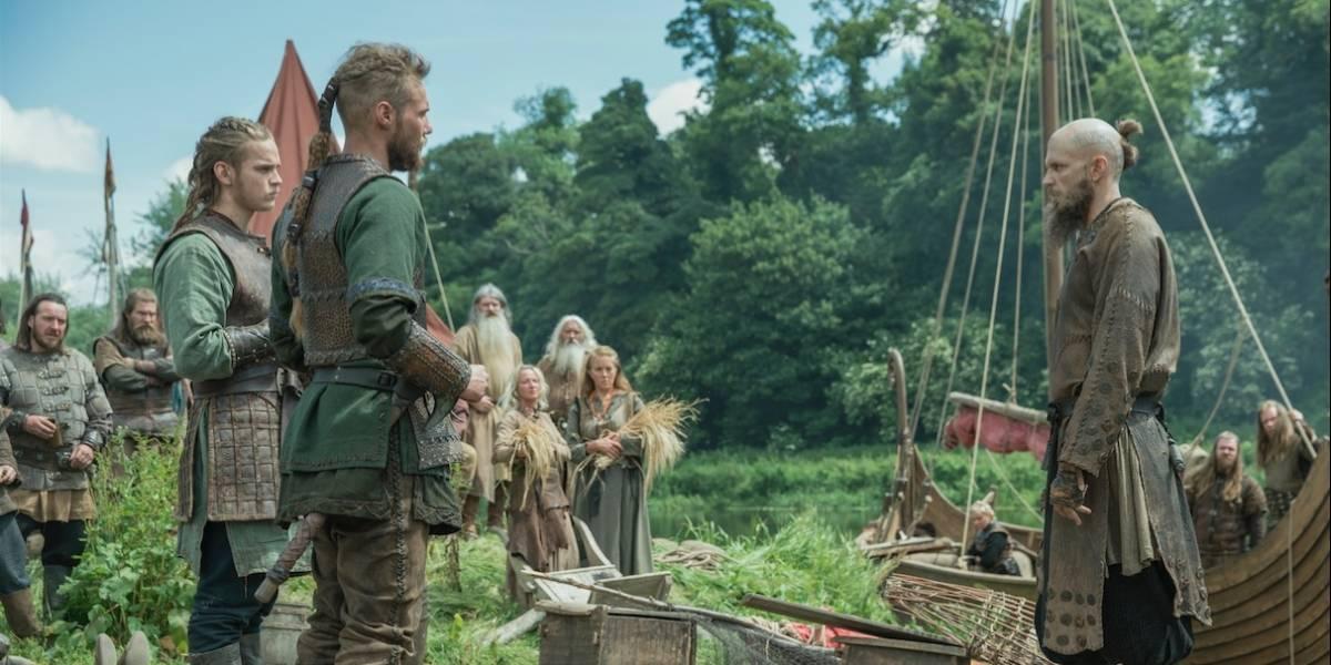 """""""Vikingos"""": FOX Premium App & TV emitirá una maratón de la serie"""