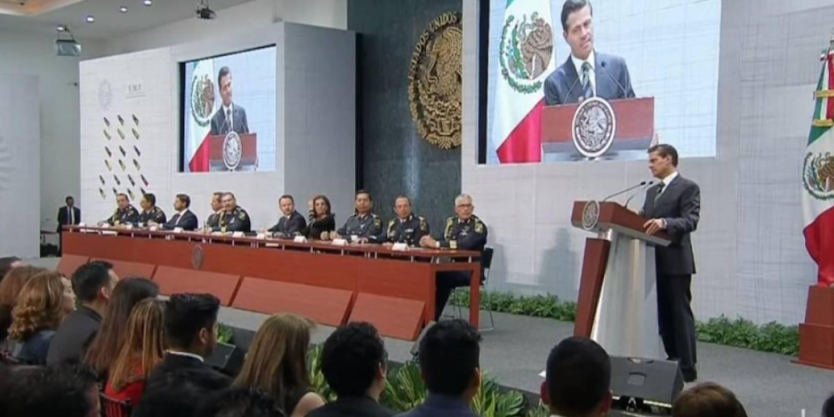 Estado Mayor Presidencial convierte la lealtad en una vocación: Peña Nieto