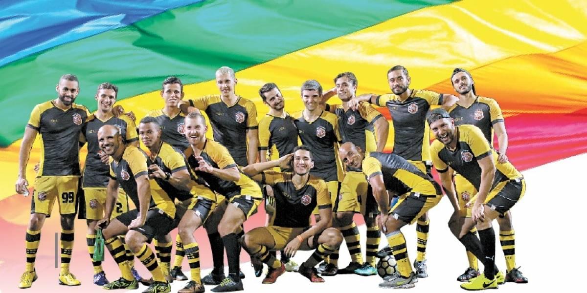 Champions LiGay: Rio vai sediar campeonato nacional contra preconceito no futebol