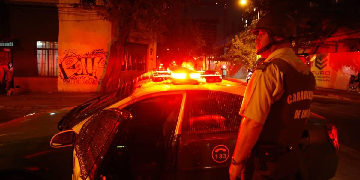 Se bajaron de un auto y le dispararon a quemarropa: joven de 24 años muere tras recibir cuatro impactos de bala en Recoleta