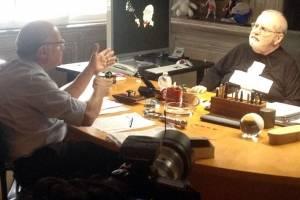 Boechat entrevista Jô Soares sobre autobiografia desautorizada