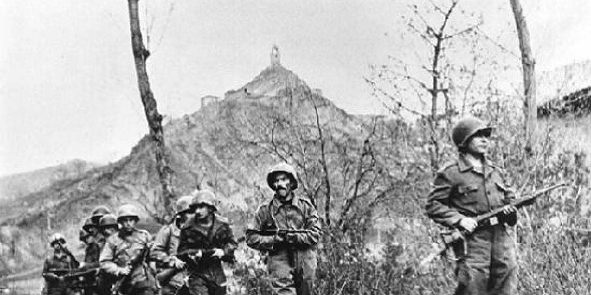 El día en que el único ejército sudamericano que peleó en la Segunda Guerra Mundial se enfrentó a la wehrmacht nazi