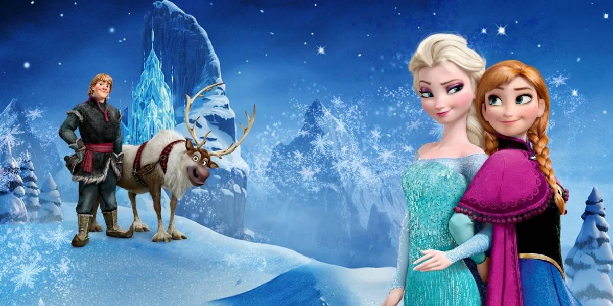 """Chileno demanda a Disney y Demi Lovato por supuesto plagio de canción de """"Frozen"""""""