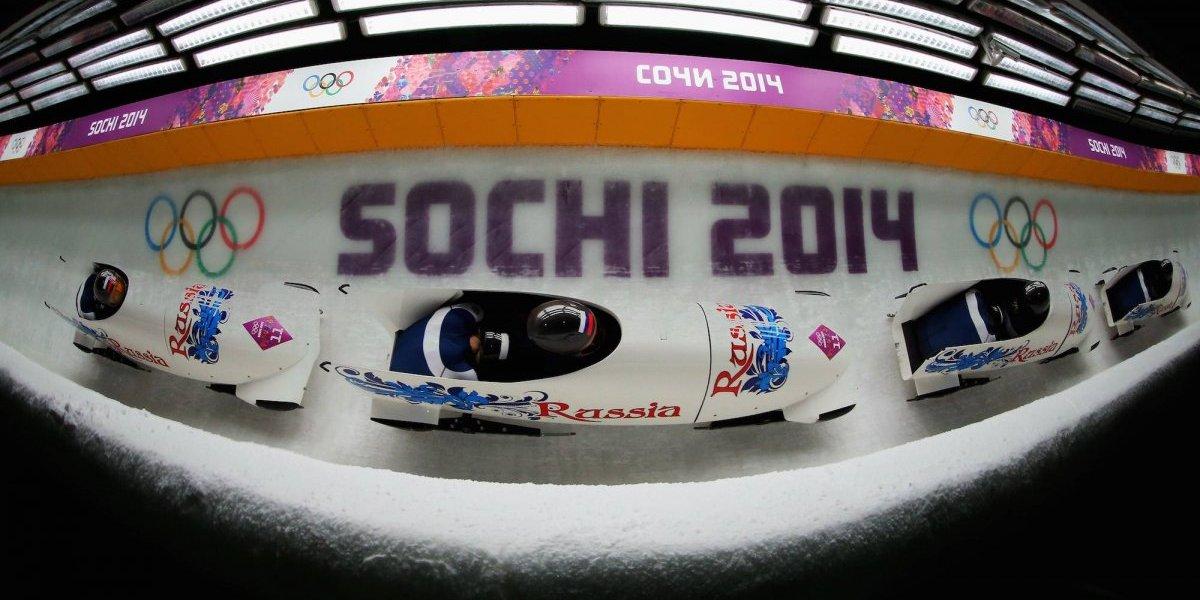 Suspenden a cuatro atletas rusos por dopaje en Sochi 2014