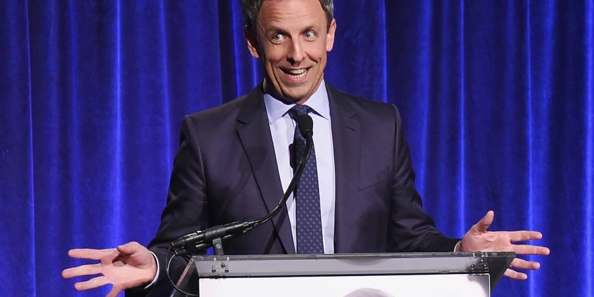 Comediante Seth Meyers vai apresentar o Globo de Ouro em 2018