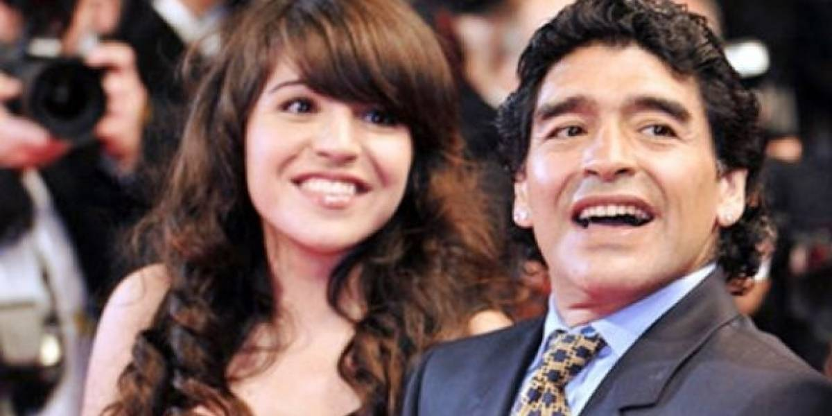 Maradona pide cárcel para su hija Gianinna