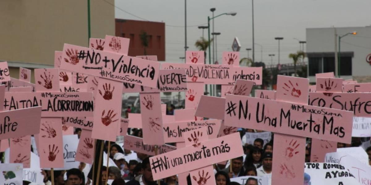 Niegan investigación a 51% de feminicidios en el país