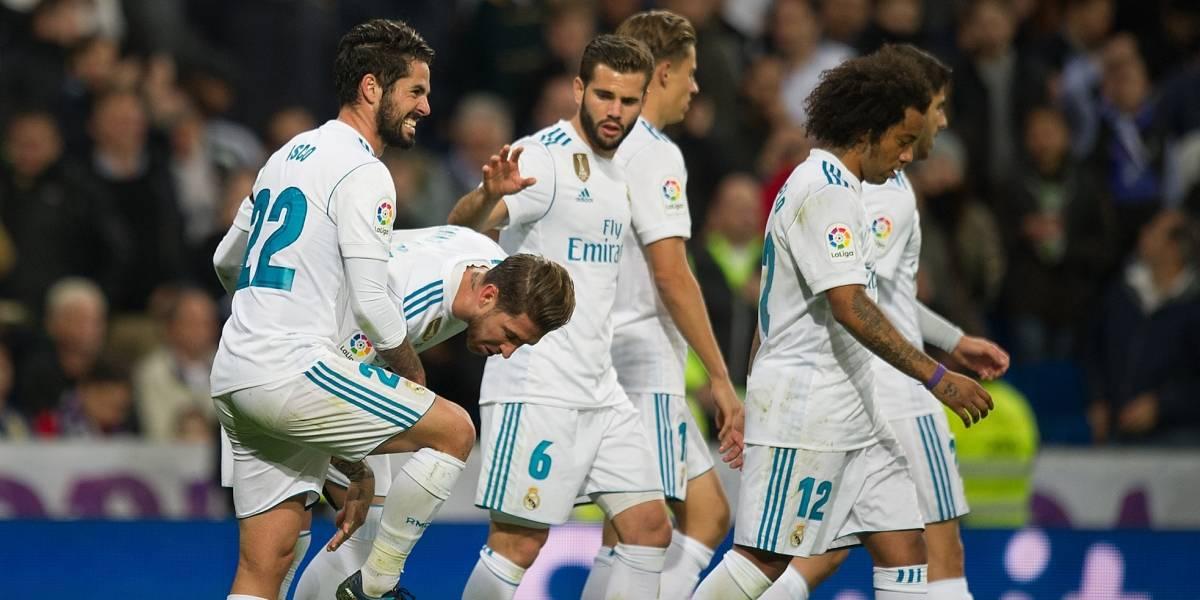 Novia de jugador del Madrid denuncia acoso sexual