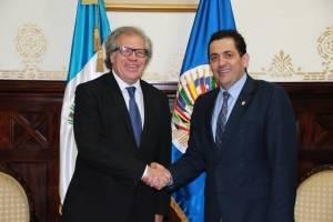 Luis Almagro, OEA
