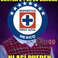 Memes Cruz Azul-América