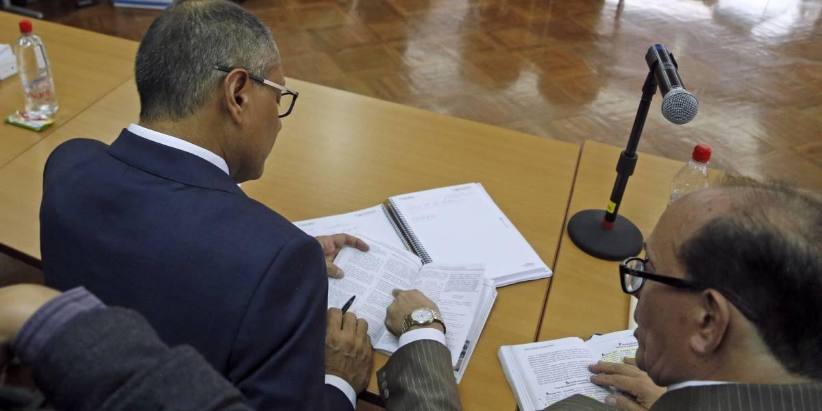 Franco Loor: Fiscal más parece abogado de Odebrecht