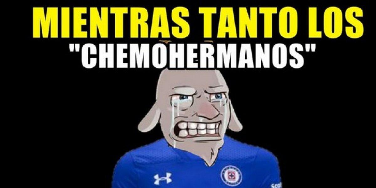 Los memes del empate entre Cruz Azul y América
