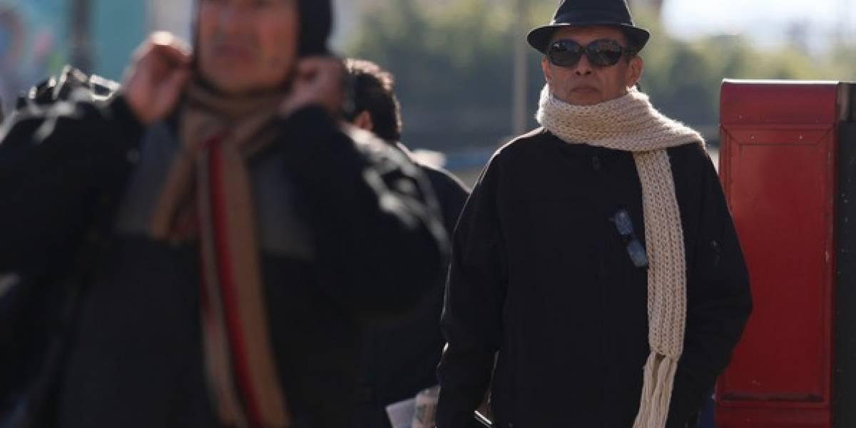 Temperatura bajará aún más en 15 entidades del país