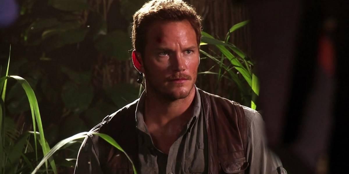 Produtor divulga cena fofa e inédita da sequência de Jurassic World