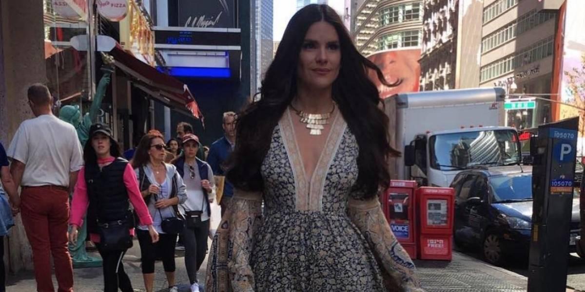 Ex Nuestra Belleza Latina Gleydis Gil anuncia su embarazo