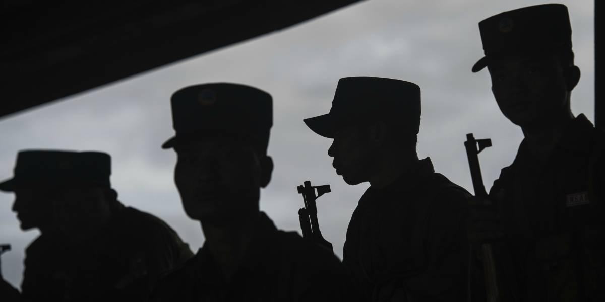 Le entregaron a su hijo sin el corazón, el cerebro y otros órganos: los brutales abusos del ejército tailandés que conmocionan al país