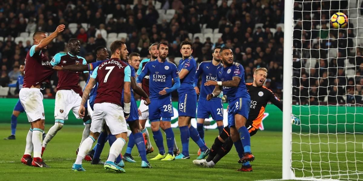 West Ham sigue sin ganar con David Moyes; 'Chicharito' no jugó