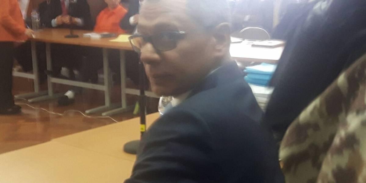 Consejo de Administración Legislativa conocerá petición de juicio político a Vicepresidente Glas