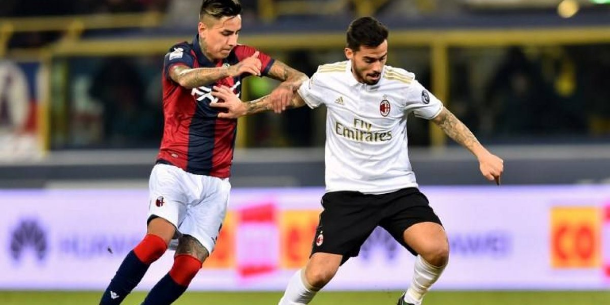 Erick Pulgar y el Bologna se afirman en Italia tras golear a Sampdoria