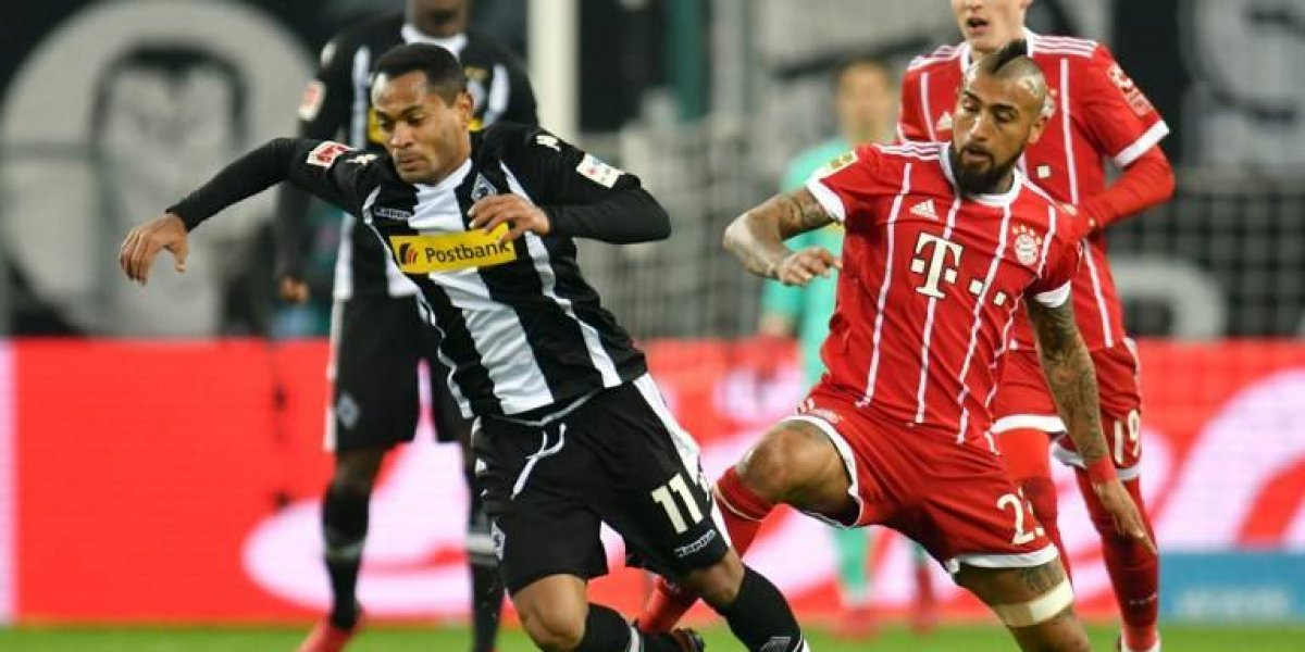 Arturo Vidal recuperó la titularidad y volvió al gol en fea derrota del Bayern Munich