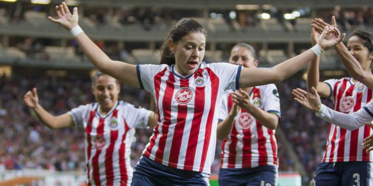 ¡Se acabó! Chivas es Campeón de la Liga MX Femenil al vencer a Pachuca