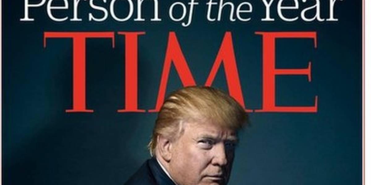 """""""Ni un ápice de verdad"""": la revista Time desmiente a Donald Trump luego de que el presidente de Estados Unidos anunciara que rechazó ser nombrado """"hombre del año"""""""