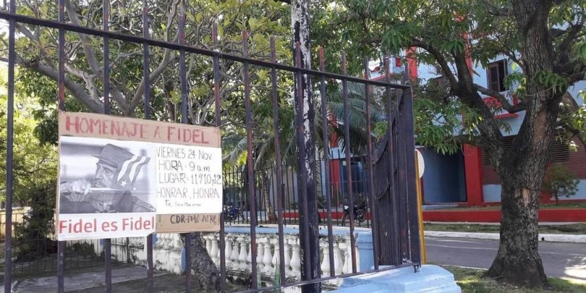 La calle de La Habana por donde la gente volvió a caminar después de la muerte de Fidel Castro
