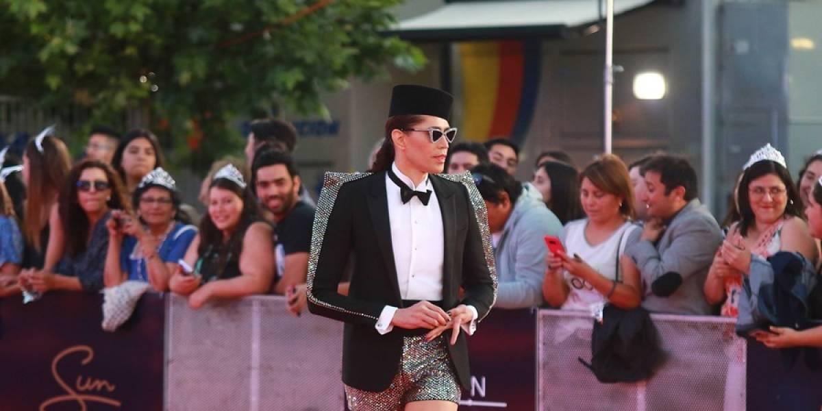 Los mejores looks de los premios Copihue de Oro
