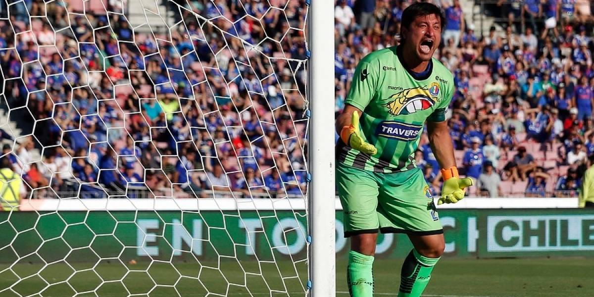 """Nicolás Peric y la goleada sobre la U: """"Nos sorprende el trámite del partido, fue raro"""""""