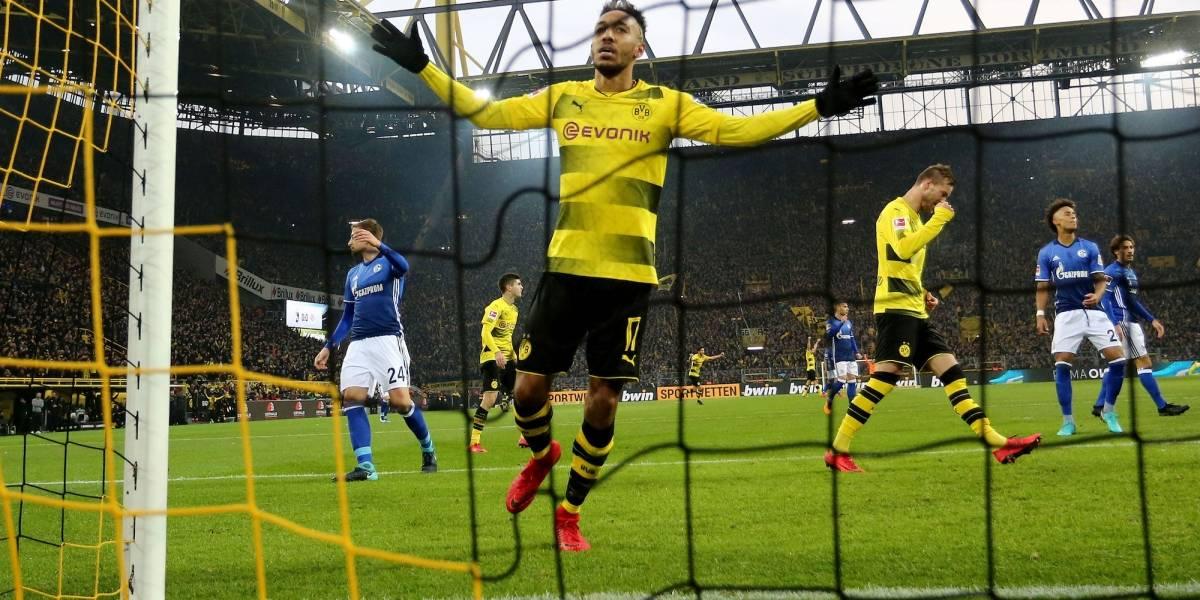 VIDEO: Borussia ganaba 4-0 y se dejó empatar en el segundo tiempo