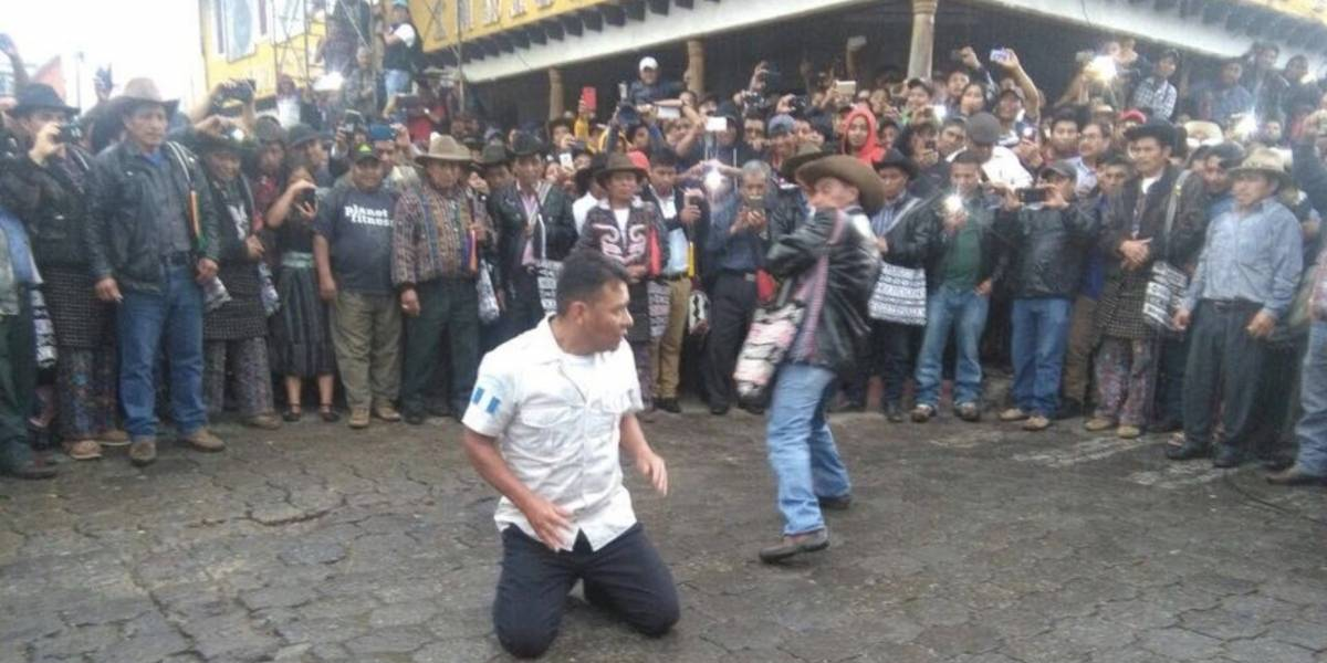 Luego del castigo aplicado a PNC, esto pide la municipalidad de Sololá