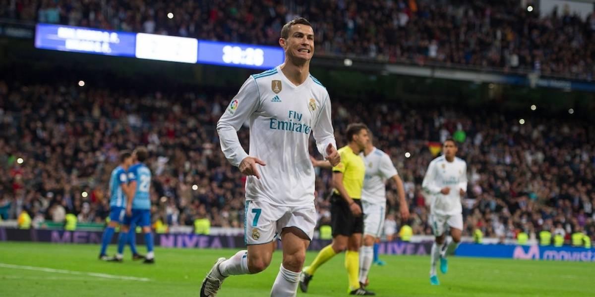 Sufrida victoria del Real Madrid ante el Málaga