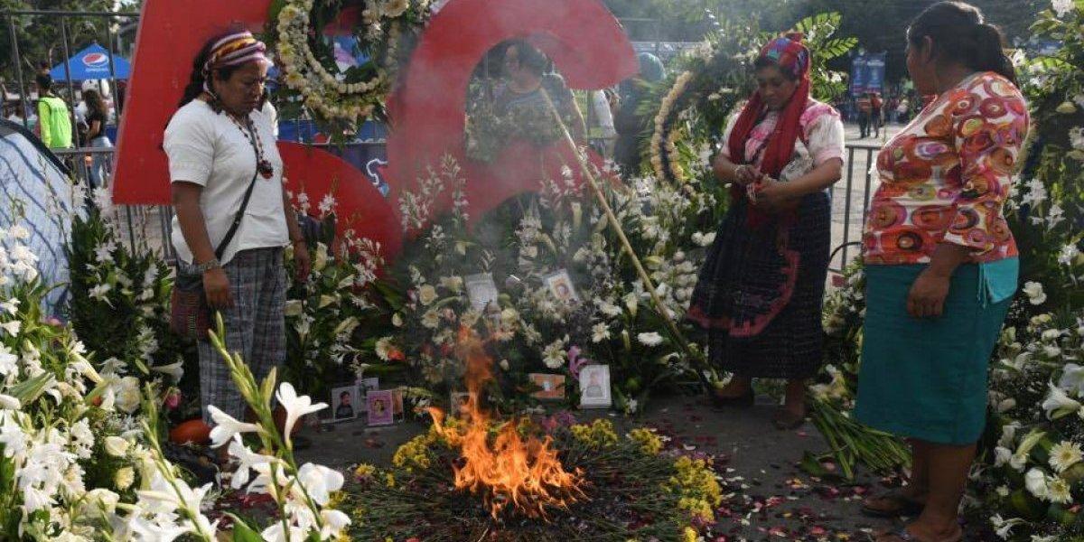 GALERÍA. Piden justicia para las víctimas del Hogar Seguro