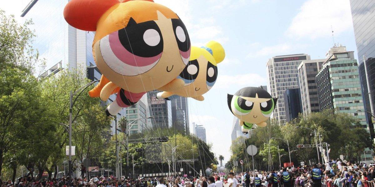 Cerrarán Paseo de la Reforma por Desfile Navideño