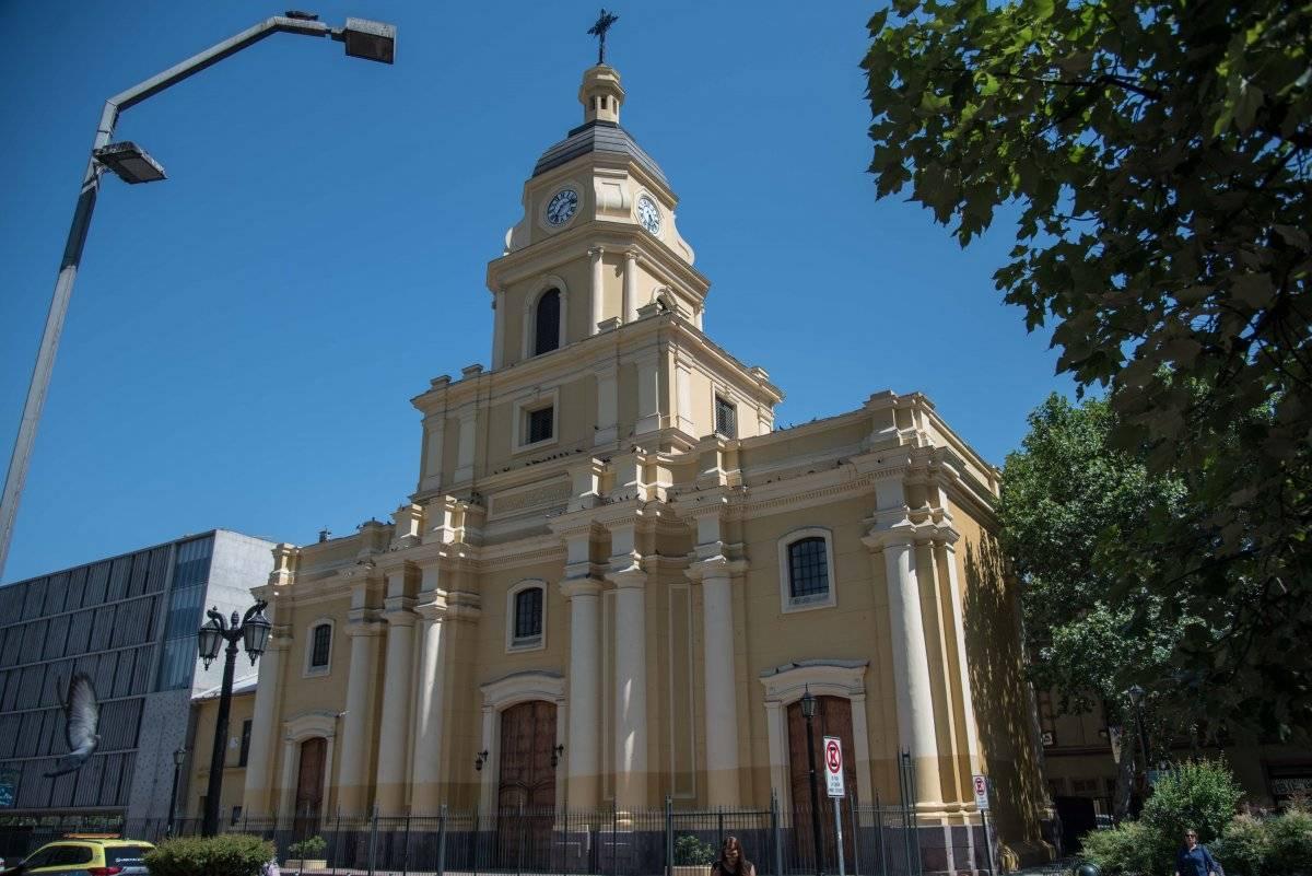 Templo San Ana