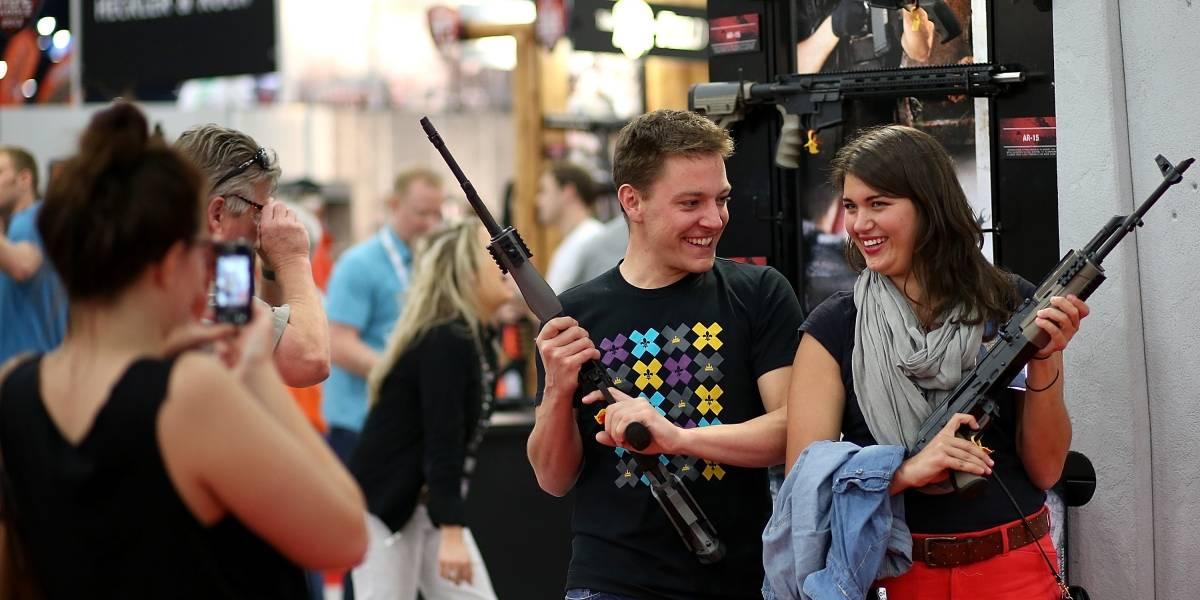 Se 'dispara' la venta de armas en EU durante el 'Black Friday'