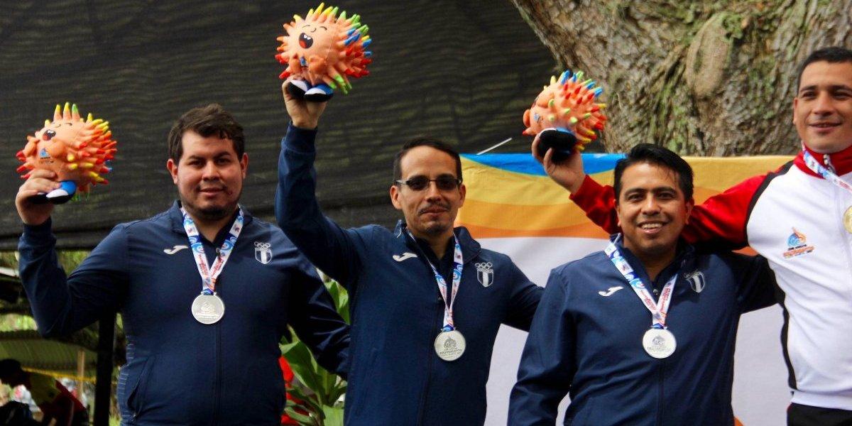 Guatemala tuvo una gran participación en los Juegos Bolivarianos