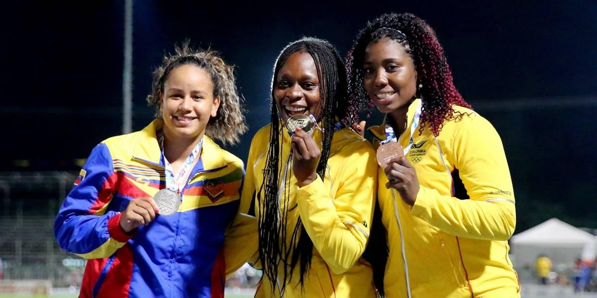 Colombia, con 209 oros, impone récord de medallas en Juegos Bolivarianos