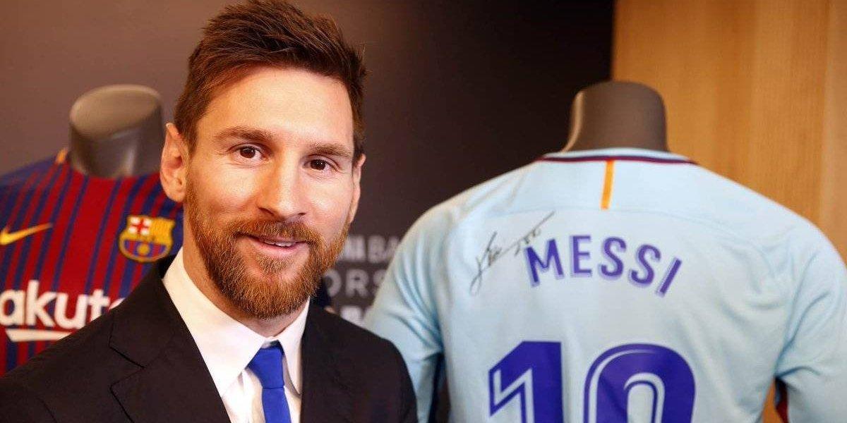 Para casi toda la vida: Messi le hizo un amague a las ofertas y renovó en el Barça hasta 2021