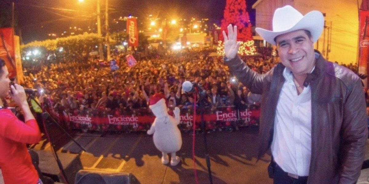Neto Bran inaugurará la Navidad ecológica en El Milagro