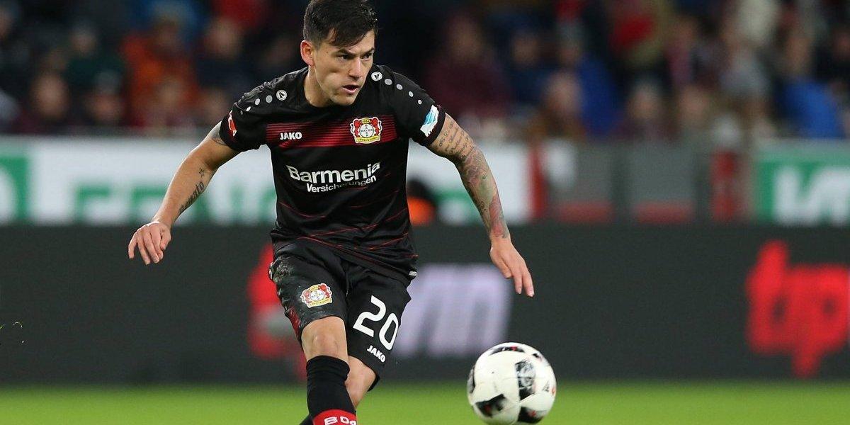 Aránguiz y Leverkusen piensan en la Europa League tras victoria ante el Frankfurt