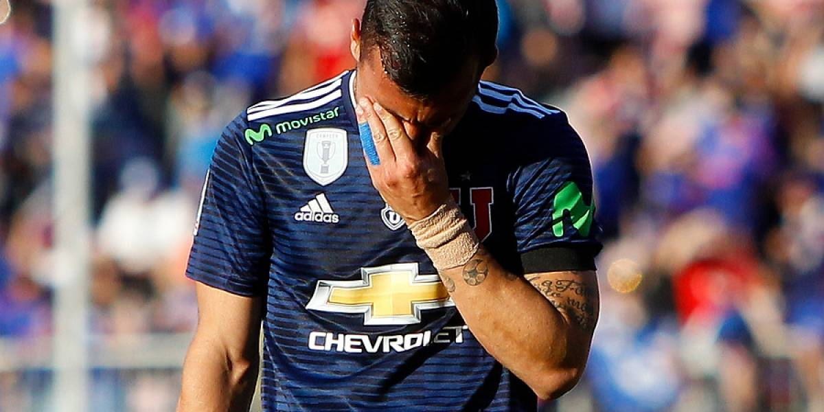 Trastienda: la U terminó entre lágrimas y furia su descalabro en el Nacional ante Audax