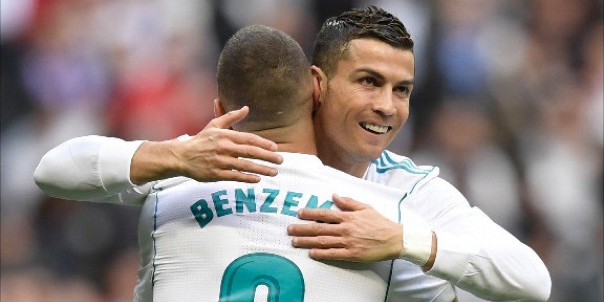 El Real Madrid sufre pero derrota a el Málaga en el Santiago Bernabéu