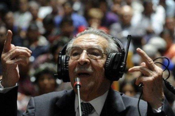 José Efrain Ríos Montt